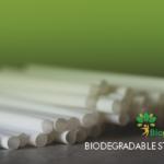 High quality biodegradable straws
