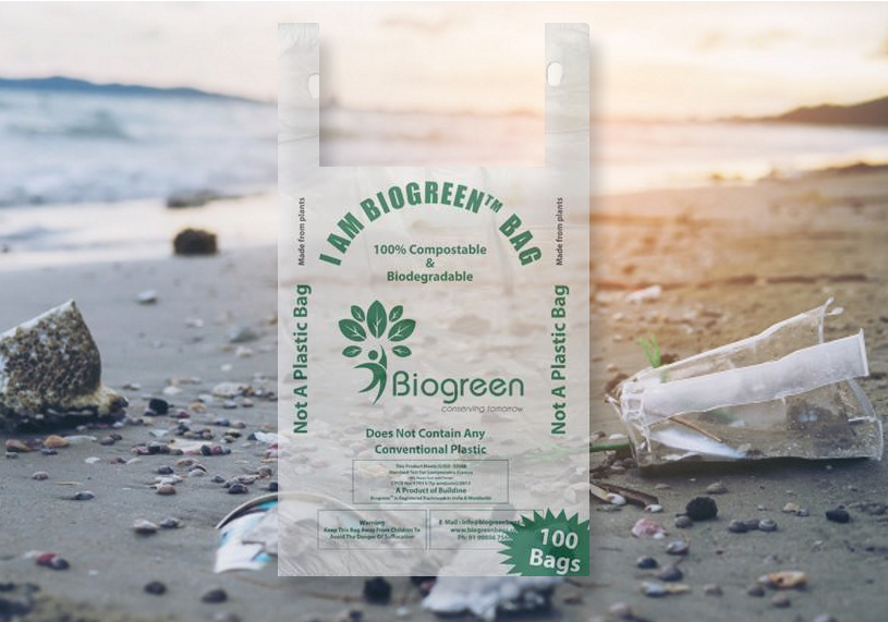 Why Switch to Biogreen Bio Plastic?