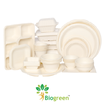 Premium Ecoware Tableware from Biogreen
