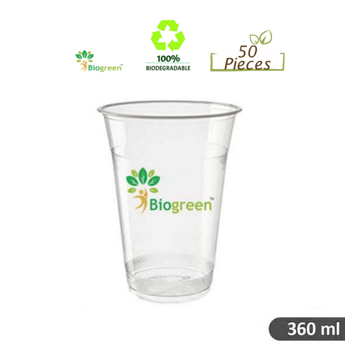 Biodegradable and Compostable cups 350ml