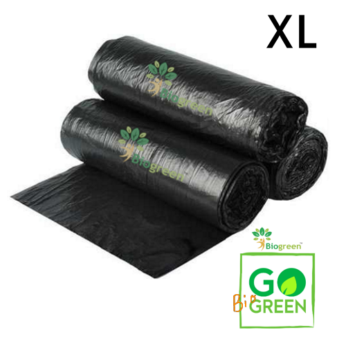 Compostable Garbage Bags 30X37