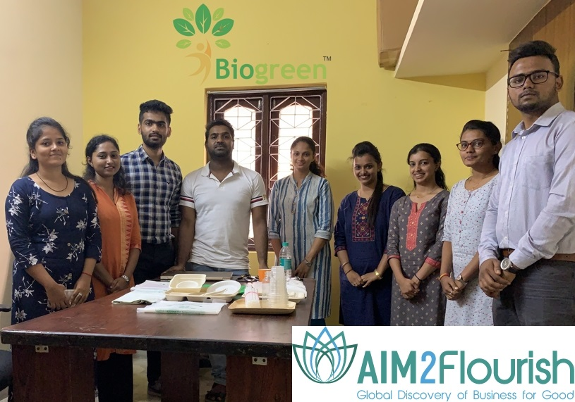Biogreen Biotech Interview - Aim to flourish