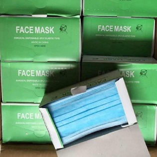 Oxo Biodegradable Facemasks