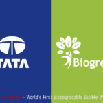 World's first Biodegradable Bubble Wrap Tata Motors and Biogreen