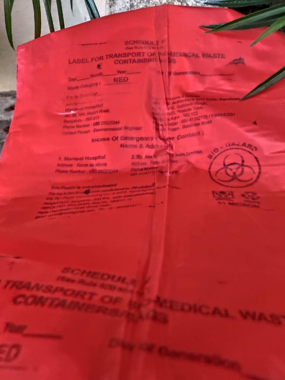 substitute to plastic bags